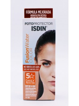 FOTOPROTECTOR ISDIN SPF50+ FUSIÓN WATER COLOR  50 ML