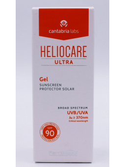HELIOCARE ULTRA GEL SPF90+ 50 ML