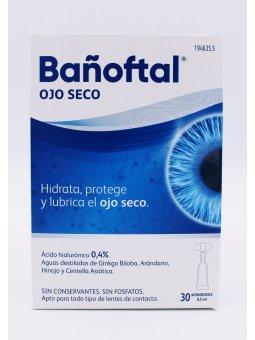 BAÑOFTAL OJO SECO  30 MONODOSIS X 0.5 ML
