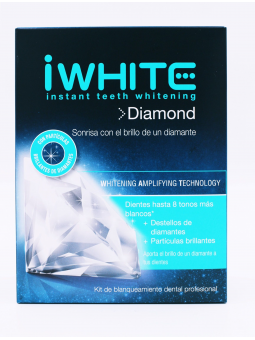 IWHITE DIAMOND 10 MOLDES