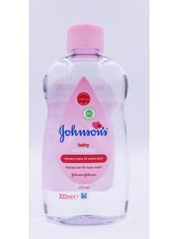 ACEITE JOHNSONS BABY 300 ML