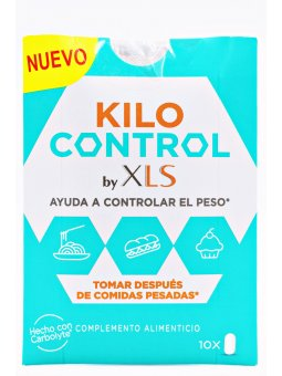 KILO CONTROL BY XLS BLISTER 10 COMP