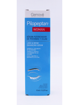 PILOPEPTAN WOMAN SERUM POTENCIADOR DE PESTAÑAS Y CEJAS 6 ML