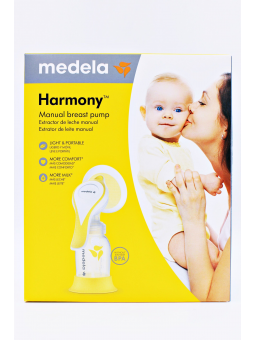 MEDELA SACALECHES MANUAL HARMONY