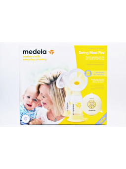 MEDELA SWING MAXI SACALECHES ELECTRICO DOBLE