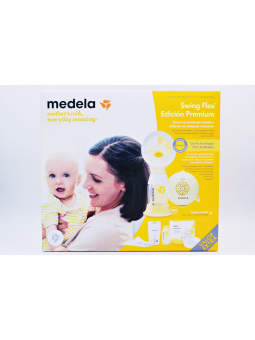 MEDELA SWING FLEX EXTRACTOR DE LECHE ELECTRICO