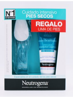 NEUTROGENA FORMULA NORUEGA PIES ABSORCION INMEDIATA 100ML